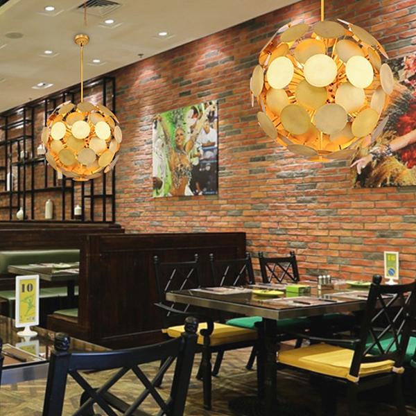 尤金吊燈/60cm/H&D東稻家居