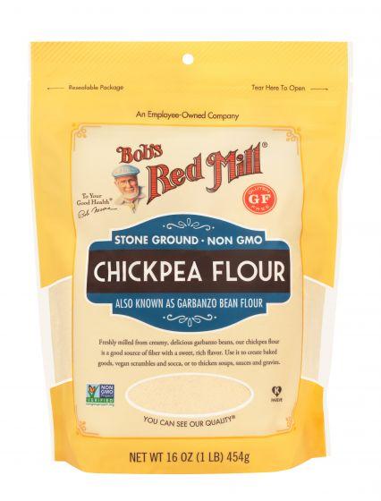 美國Bob's 鷹嘴豆粉(無麩質) Garbanzo Bean Flour (GF) 454g