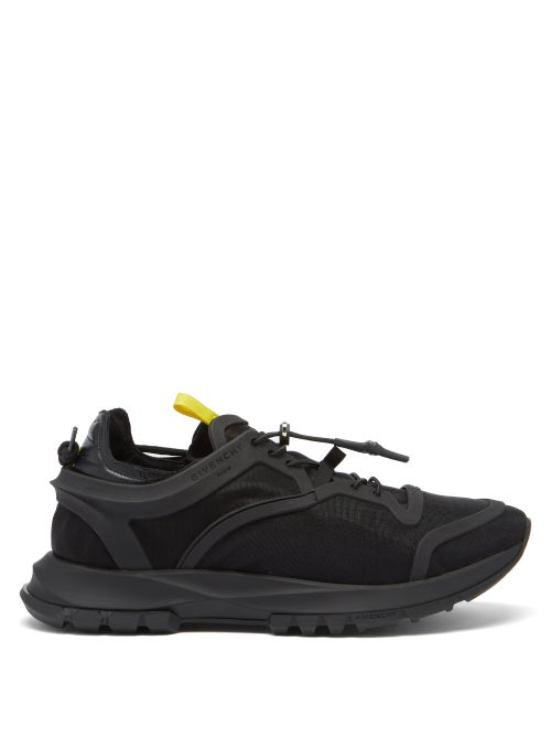 Givenchy - Spectre Mesh-panel Trainers - Mens - Black