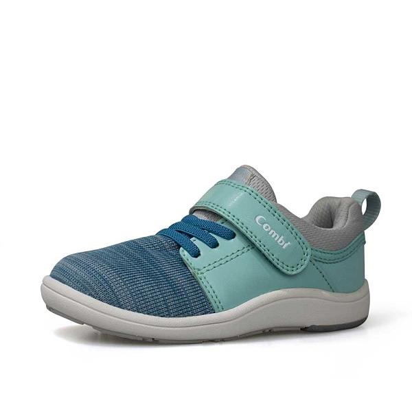 Combi NICEWALK 醫學級成長機能鞋-綠