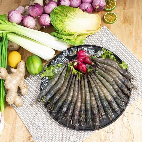 【滿額出貨】鮮食市集金饌蝦