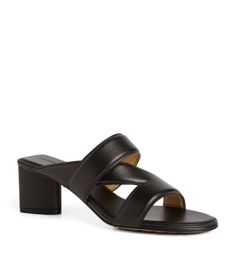 Bottega Veneta Leather Band Sandals 55