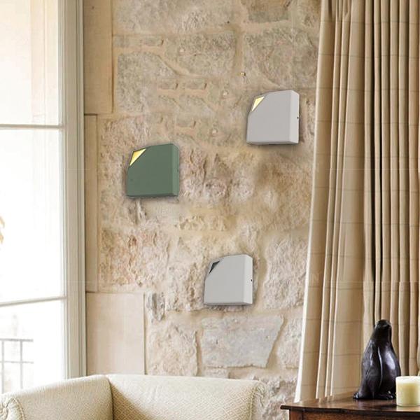方塊壁燈/3色/H&D東稻家居