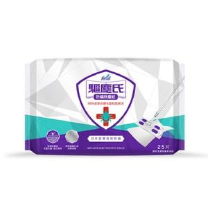 驅塵氏 蹣不住 防蹣抗敏除塵紙 25張入 適用市面各種除塵紙拖把