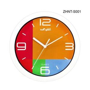 【中華豪井】ZHNT-S001靜音掃描 8吋 掛鐘