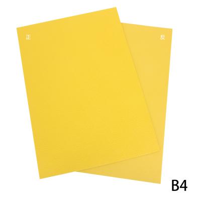 IVAN B4 雙面皮皮片-黃/黃44124-1890