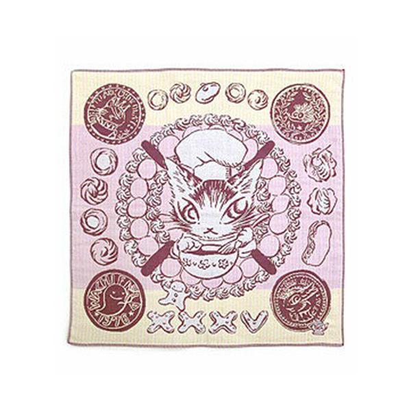 《達洋貓》大方巾-烹飪
