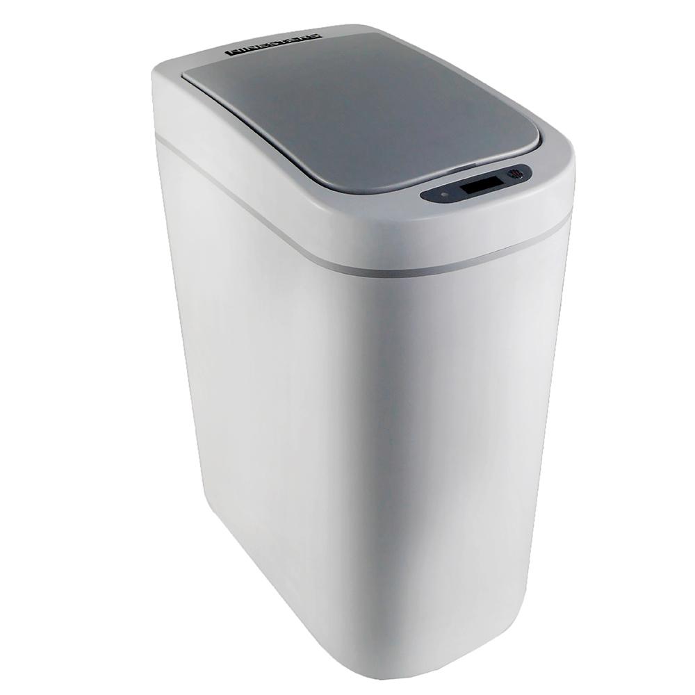 【美國NINESTARS】防水感應式垃圾桶7公升( DZT-7-2S)