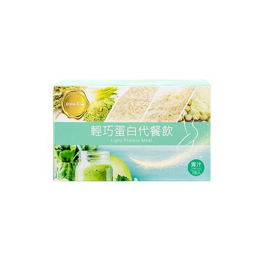 【Irma.K愛爾瑪】高蛋白7日纖巧飲-青汁(7入)