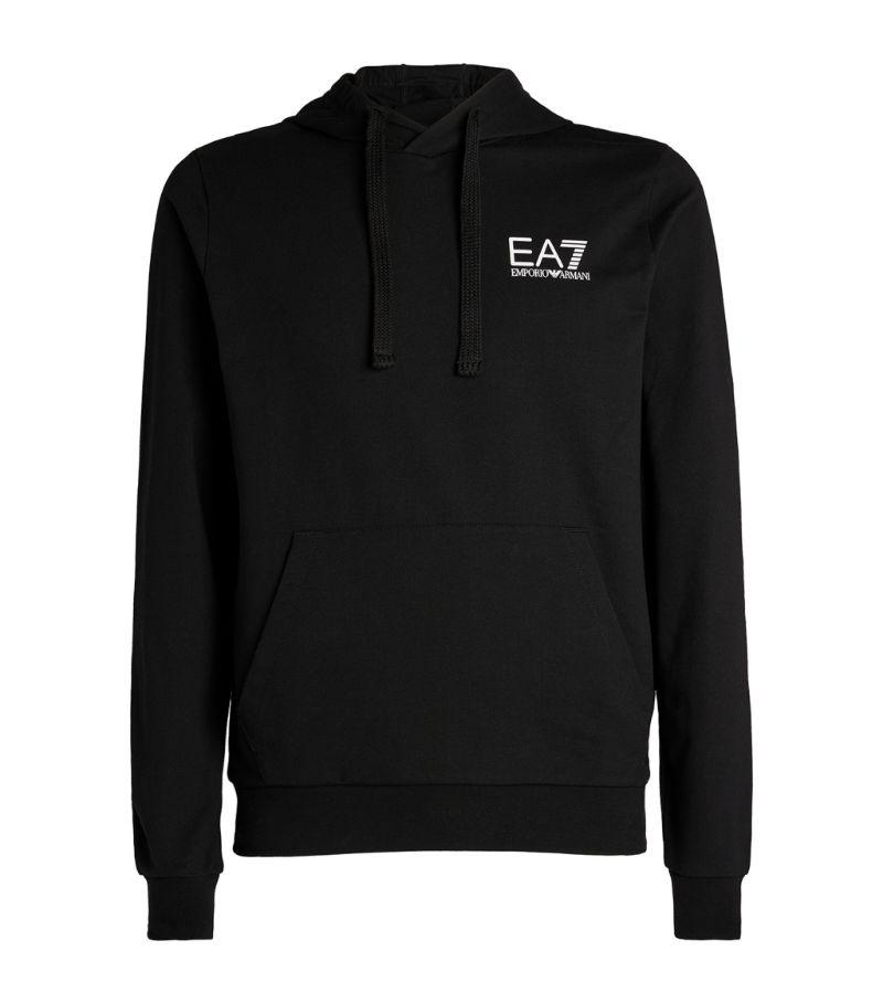 Armani Ea7 Logo Hoodie