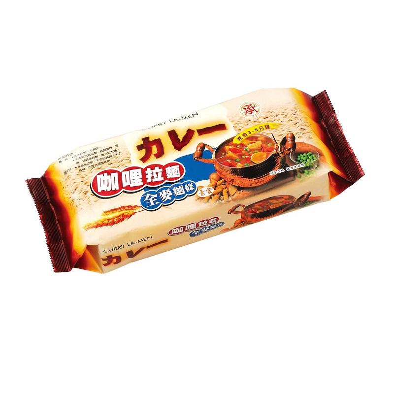 承昌素食咖哩拉麵420g
