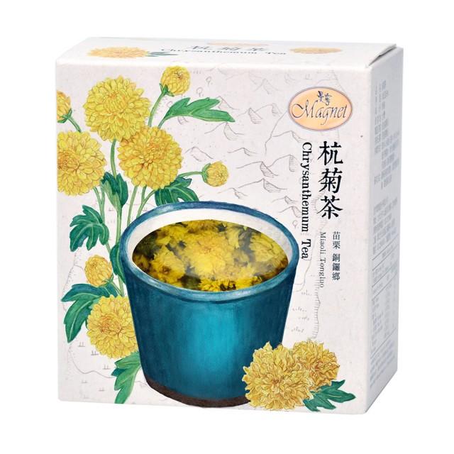 曼寧台灣花草茶-杭菊茶30g