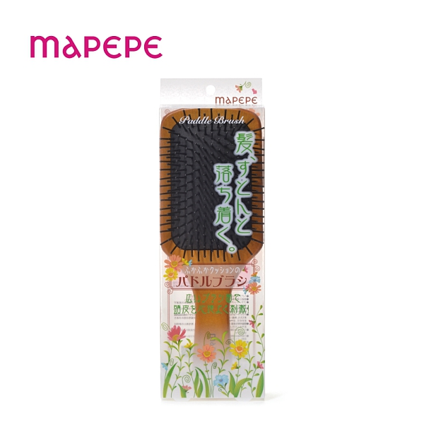 Mapepe 頭皮健康按摩梳  ◇iKIREI