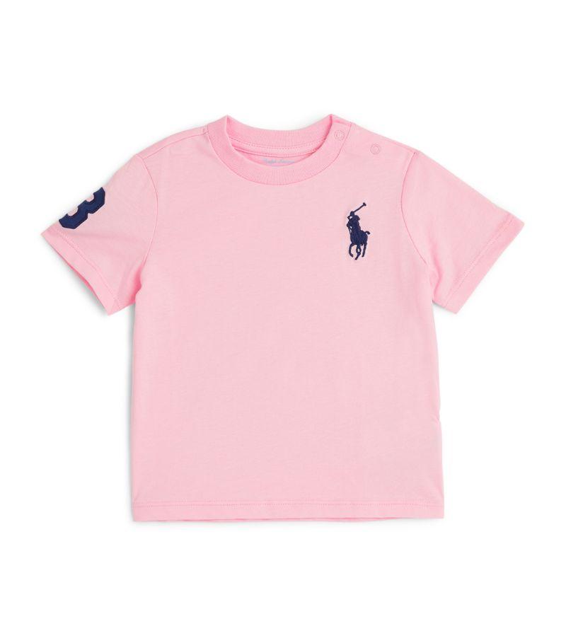 Ralph Lauren Kids Big Polo Pony T-Shirt (3-24 Months)