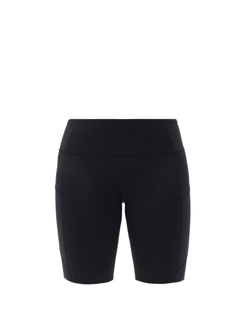 "Lululemon - Fast And Free High-rise 10"" Shorts - Womens - Black"