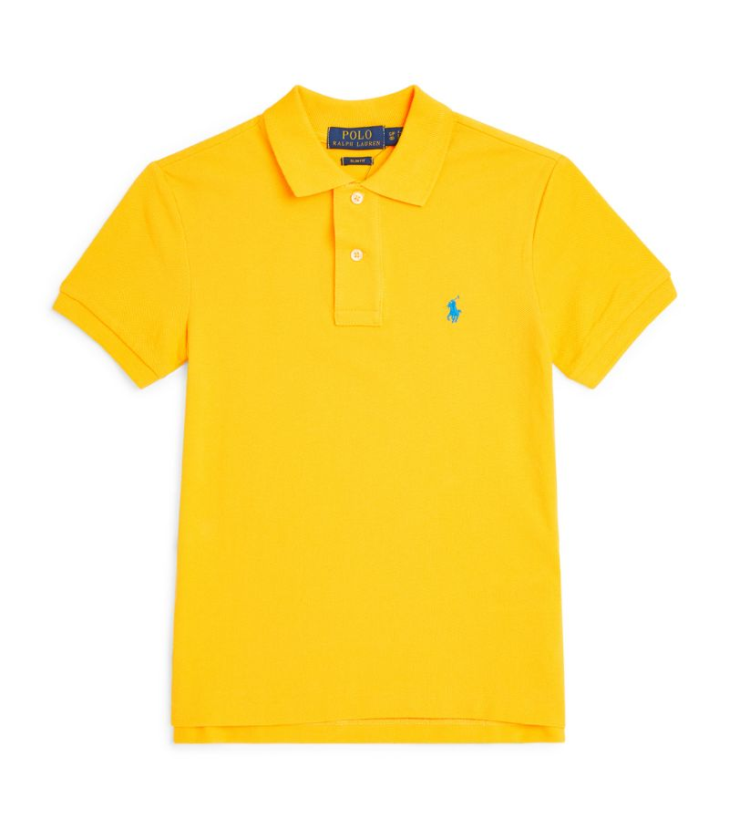 Ralph Lauren Kids Cotton Polo Shirt (6-14 Years)
