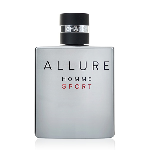 CHANEL 香奈兒 Allure 男性運動淡香水 100ml Allure Homme Sport - WBK SHOP