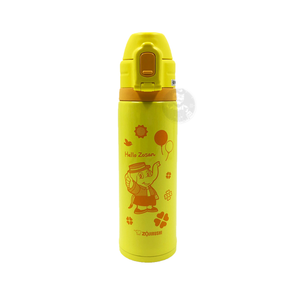 ZOJIRUSHI 象印 SD-CAE50 保冷瓶 黑皮TIME 12424