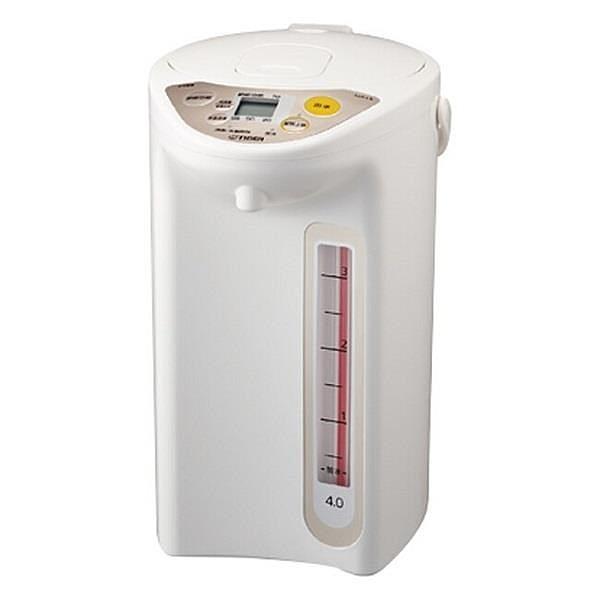 【南紡購物中心】虎牌【PDR-S40R-WU】4.0L微電腦電熱水瓶 珍珠白