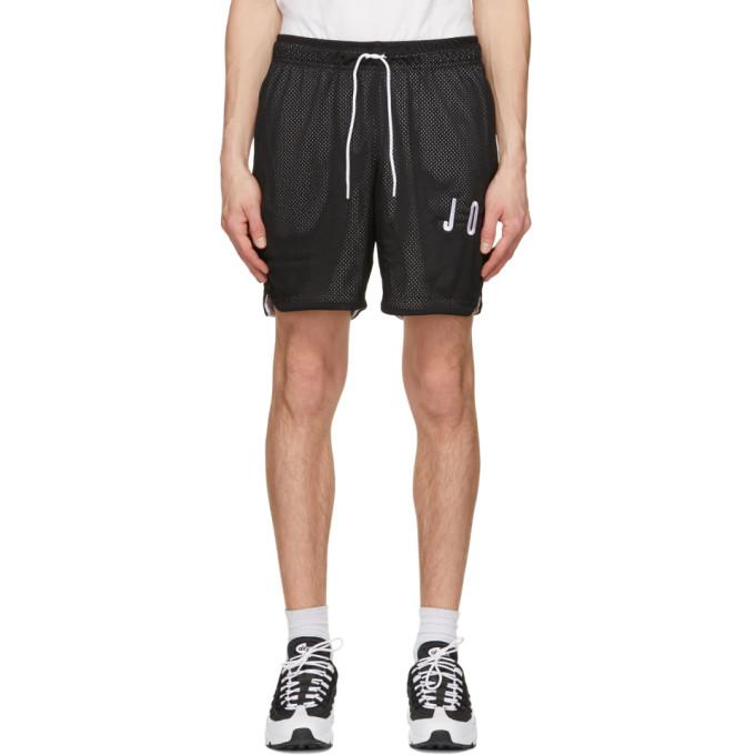 Nike Jordan 黑色 Jumpman Air 短裤