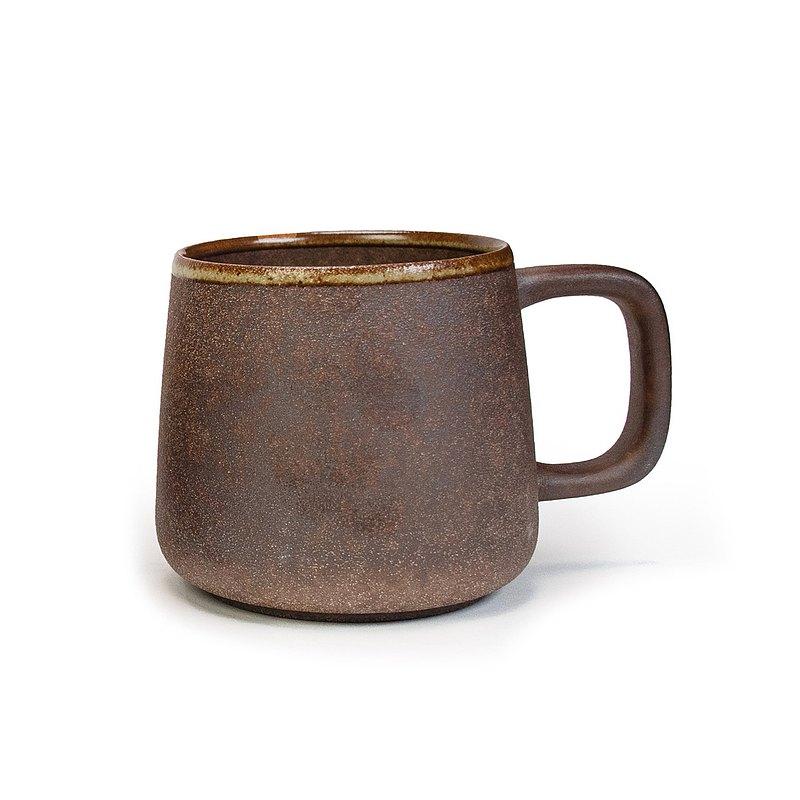 Aurli 奧利│老岩泥山型杯5燒12oz