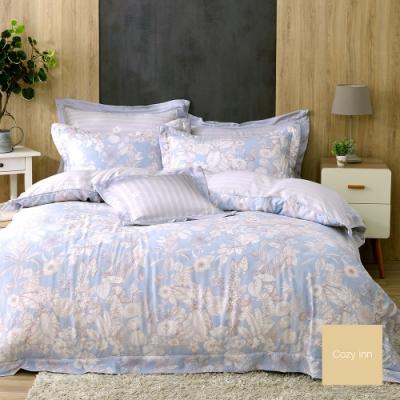 Cozy inn 妮菲塔莉 雙人 300織萊賽爾天絲兩用被套床包組