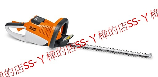 *電池大容量套裝組*德國 STIHL 36V 鋰電 HSA56 充電式修籬機 籬笆剪 剪枝機