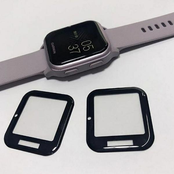venu sq 智能 手錶 曲面 保護貼 軟款 防刮 觸控靈敏 GARMIN 智慧錶 保護膜 3D