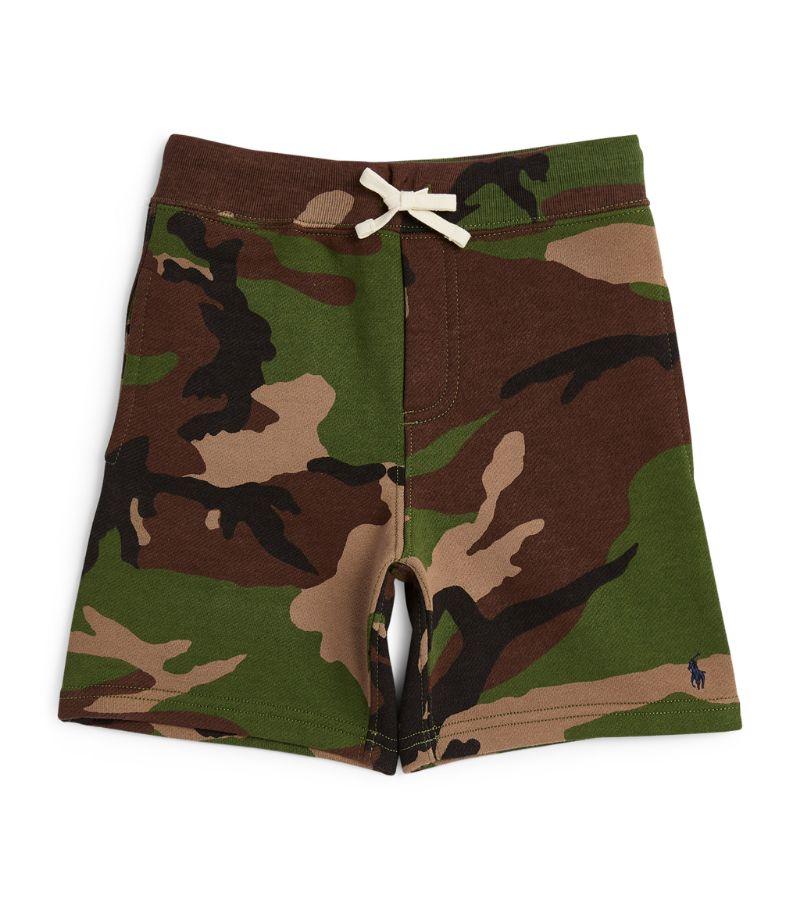 Ralph Lauren Kids Camouflage Print Shorts (5-7 Years)