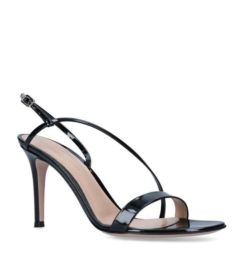 Gianvito Rossi Leather Manhattan Sandals 85