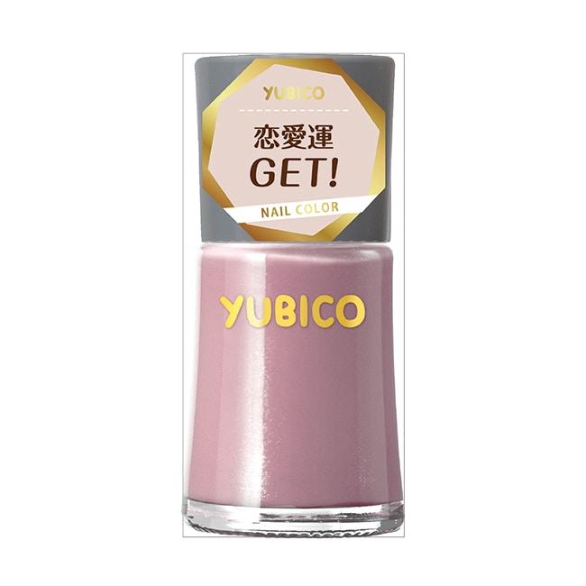 YUBICO 指甲油 (迷濛薰紫) (12mL)