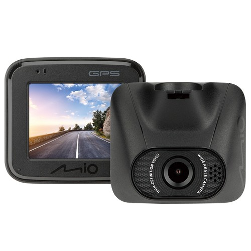Mio 宇達電通 MiVue C550 夜視/雙鏡/ GPS行車紀錄器