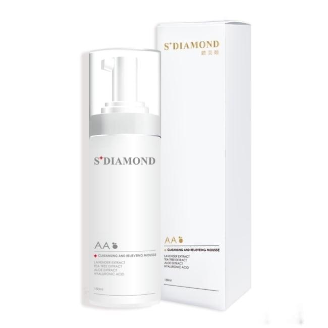 S+DIAMOND 鑽美肌胺基酸柔敏慕絲