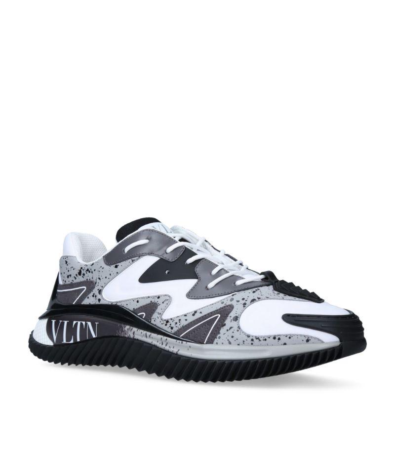 Valentino Valentino Garavani Leather Wade Sneakers