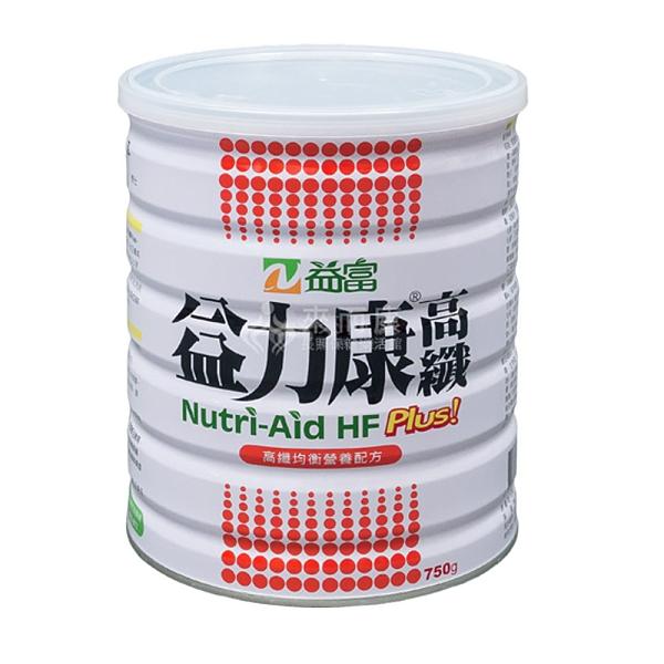 來而康 益富 益力康 高纖營養均衡配方 六罐販售