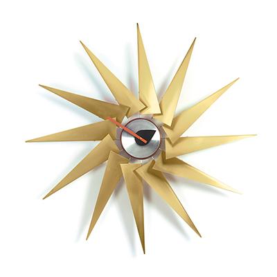Turbine Clock 光之盛綻掛鐘