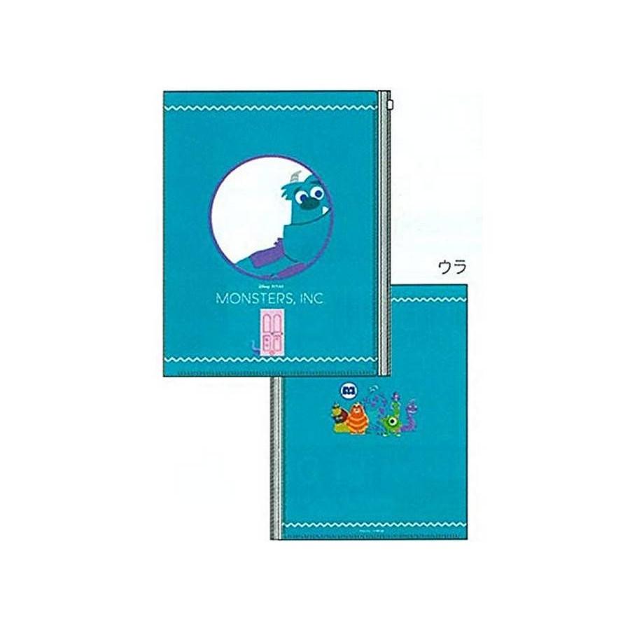 sun-star Clear File 6P+Zipper Case/ DC PM3/ MI eslite誠品