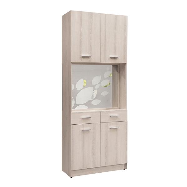 艾達2.7尺雙面鞋櫃(21HY2/B345-01)/H&D東稻家居