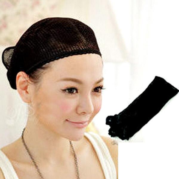 假髮水水必備心機物 假髮專用髮網 加長版 p5