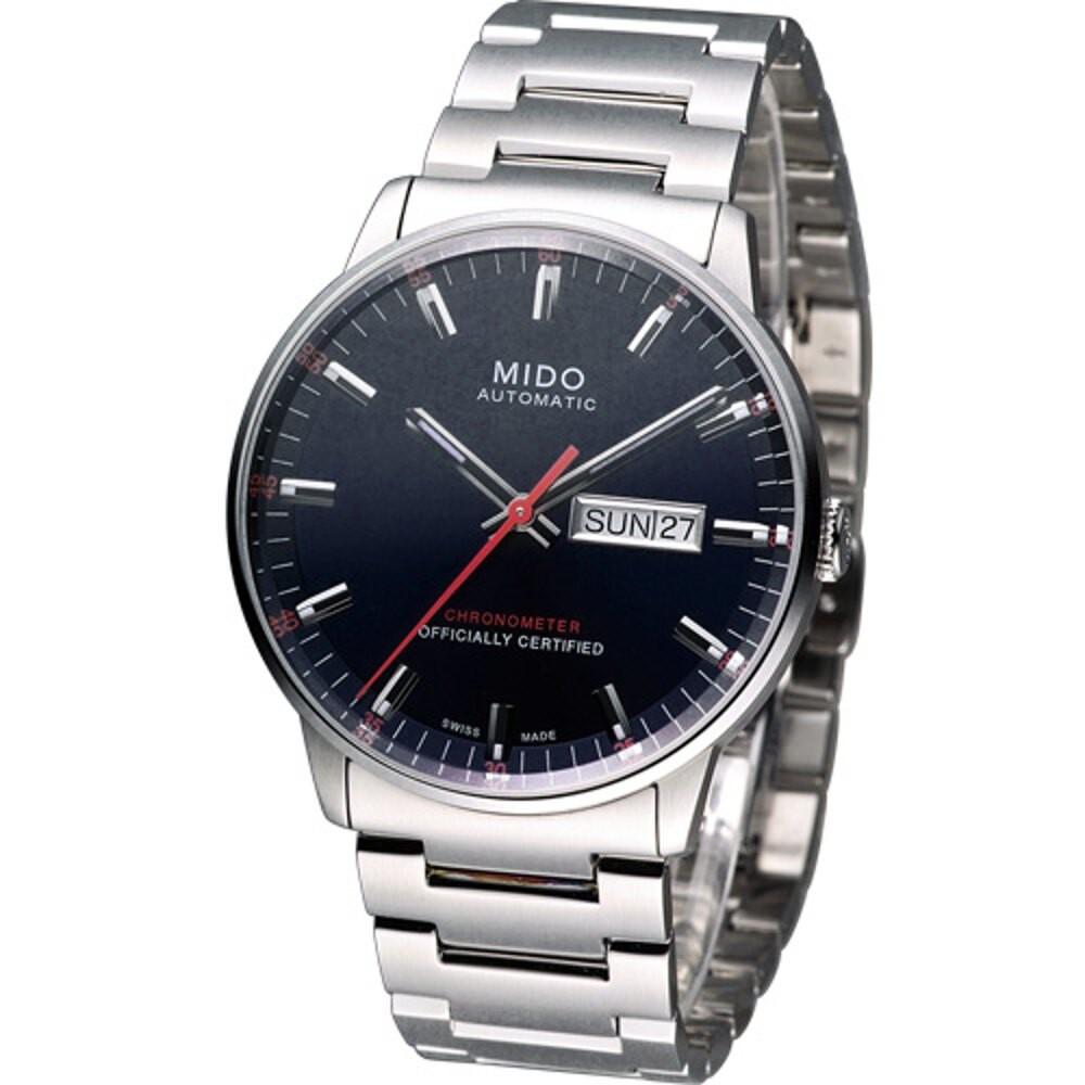 MIDO 美度錶 Commander 指揮官系列機械腕錶 M0214311105100