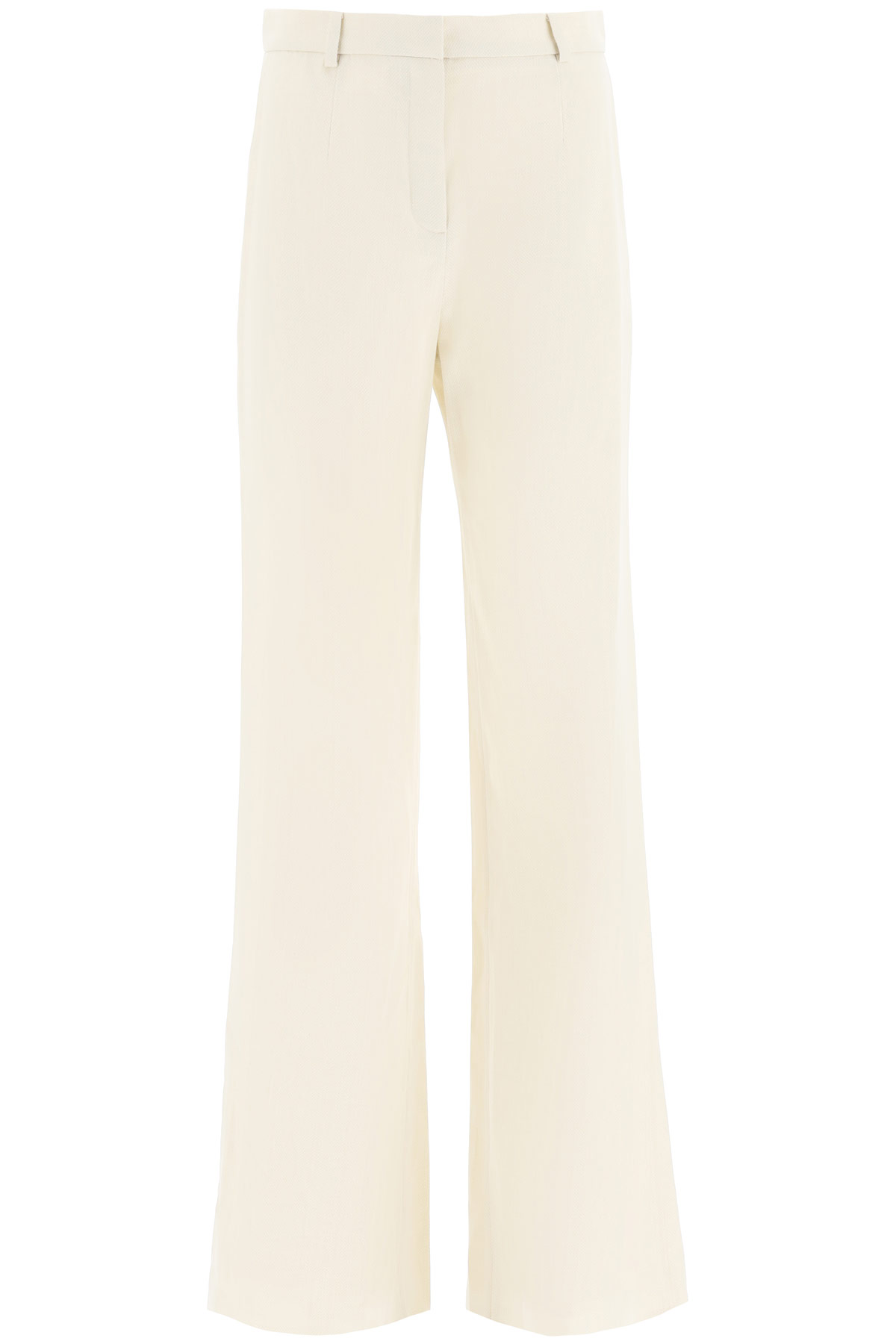 MAGDA BUTRYM SPODNIE TROUSERS 38 Green, Yellow