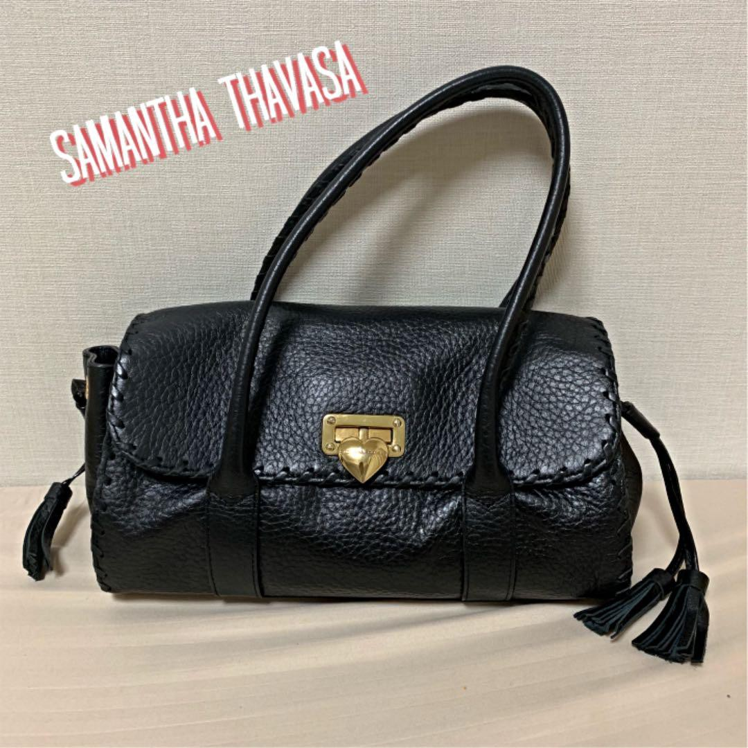 日本直送 二手 8成新 samantha thavasa 手提包 mercari