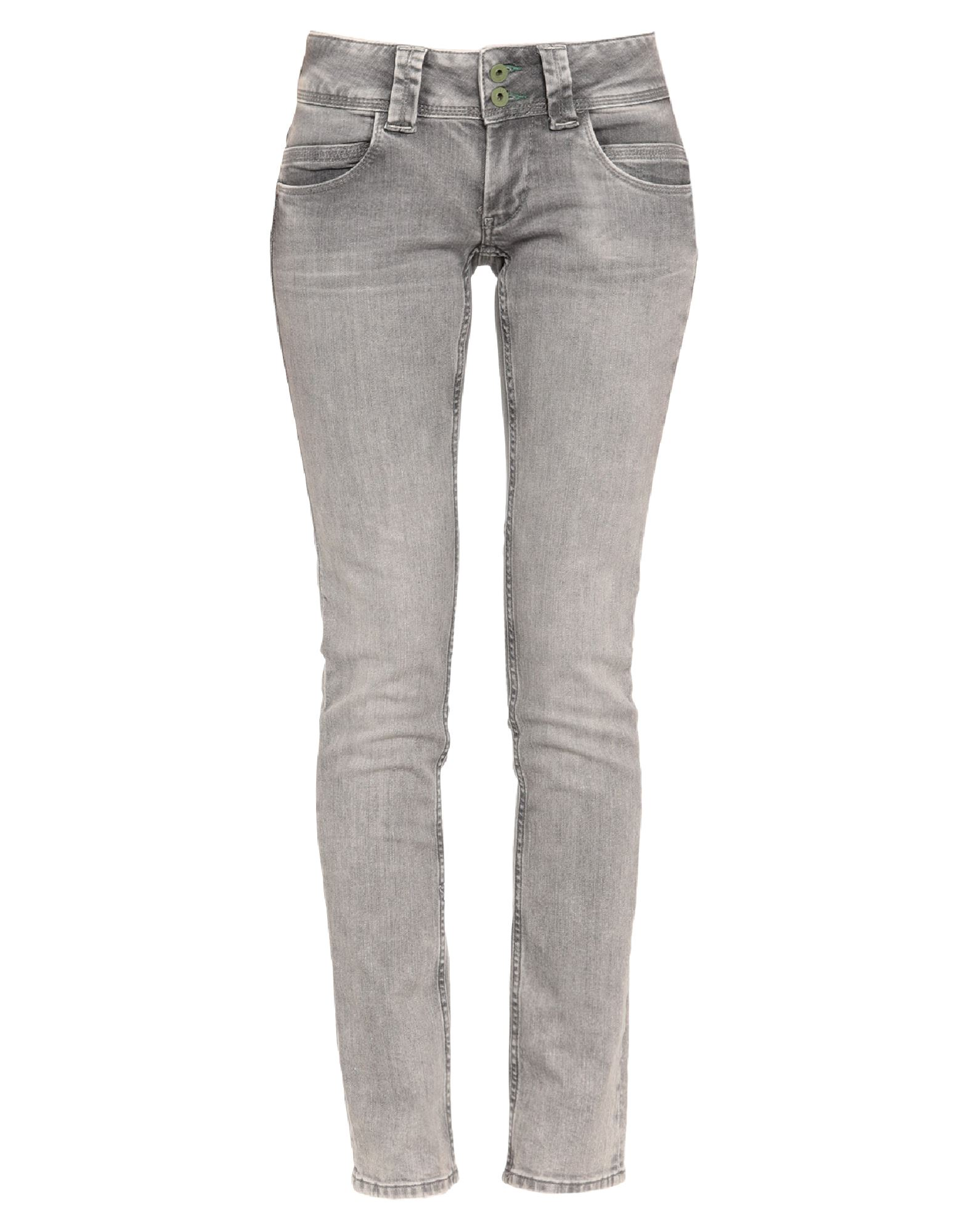 PEPE JEANS Denim pants - Item 42831576