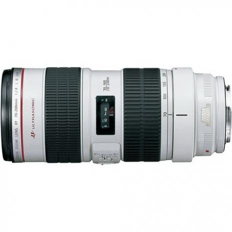 Canon EF 70-200mm f/4L USM*(平輸)-送抗UV保護鏡67mm+專用拭鏡筆