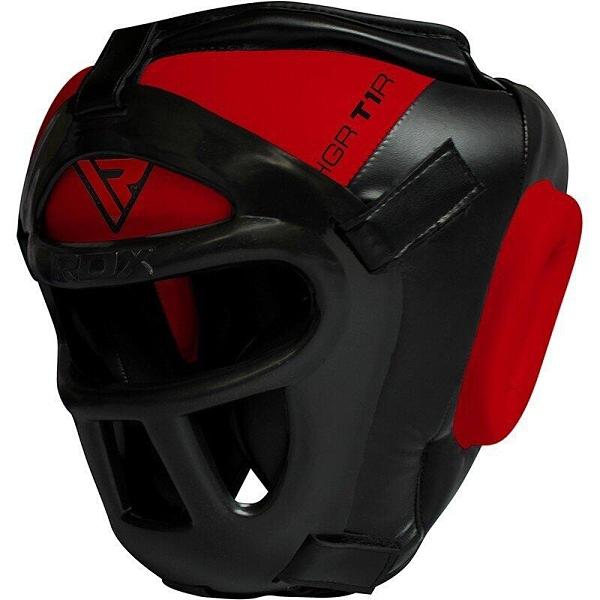 『VENUM旗艦館』RDX 英國 HGR-T1R 全罩頭盔 紅 拳擊 泰拳 散打 格鬥 尺寸 M