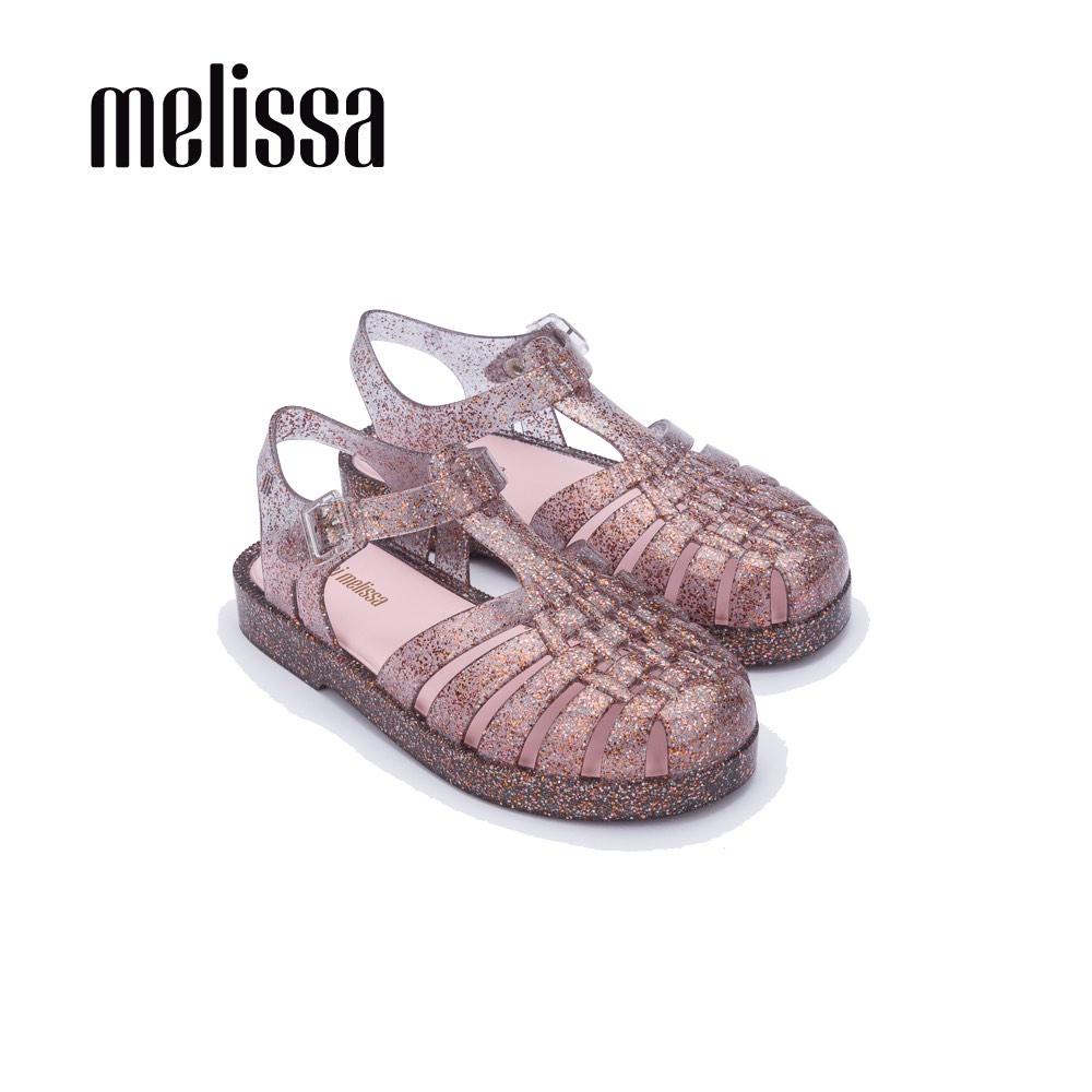 【Kids】閃耀果凍漁夫鞋-閃耀藕(3240953810)