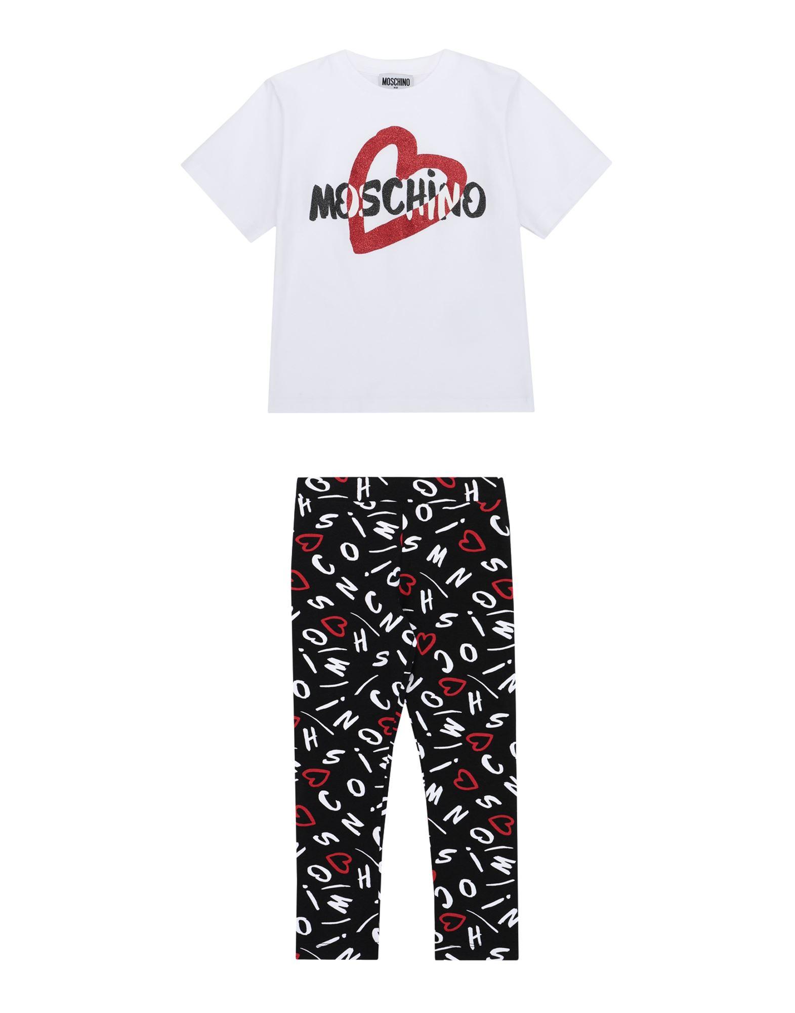 MOSCHINO KID Pants sets - Item 40126838