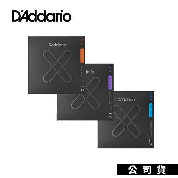 【南紡購物中心】木吉他弦 D Addario XTABR XT系列 黃銅包覆 民謠吉他弦