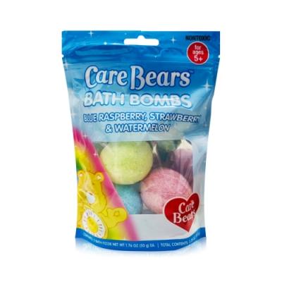 Care Bears 小熊沐浴球50gx3入