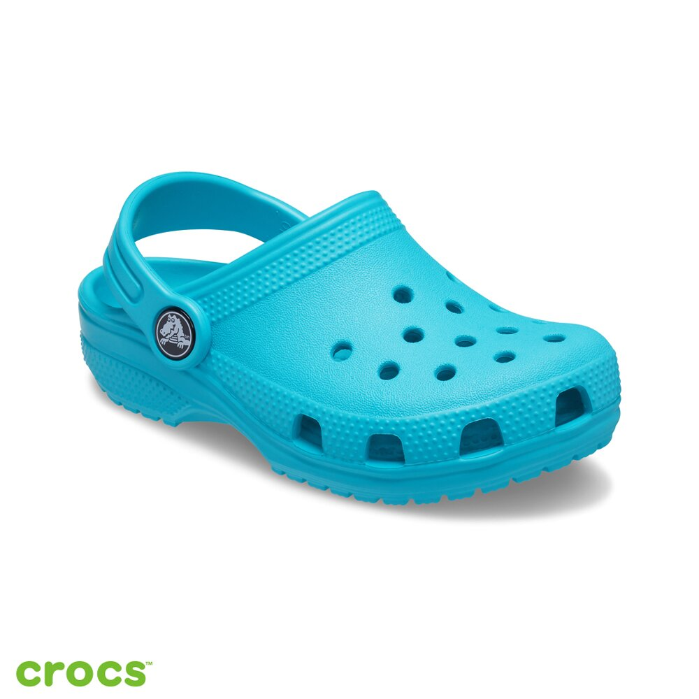 Crocs 卡駱馳 (童鞋) 小經典克駱格 204536-4SL